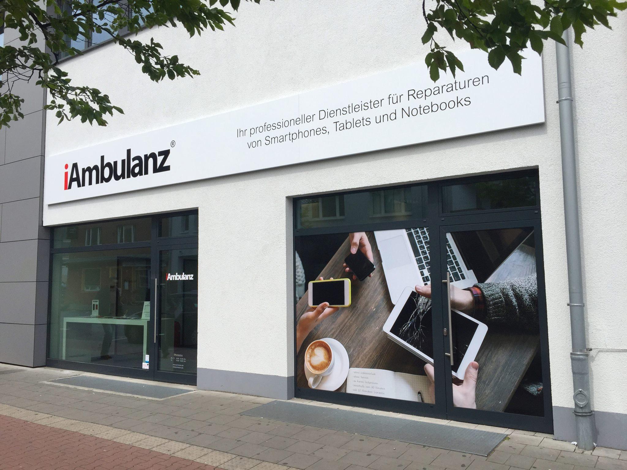 Neuer Anstrich für Standort Mönchengladbach